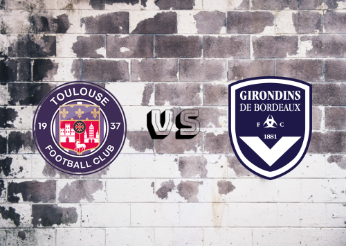 Toulouse vs Bordeaux  Resumen