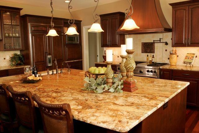 Juparana Gold Granite Kitchen Countertop Ideas Granite Book