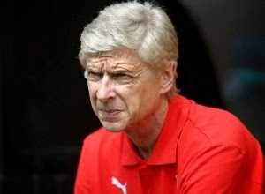 ARSENE WENGER PLEASED WITH ARSENAL'S SIGNINGS