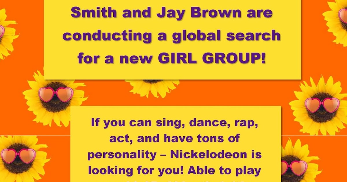 NickALive!: Nickelodeon to Conduct Global Search for a New Girl