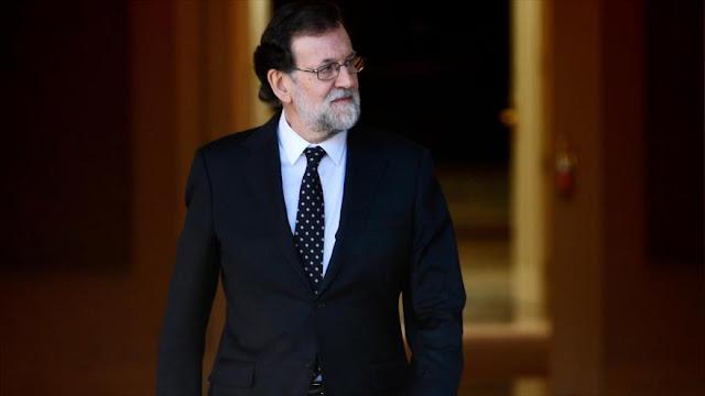 El 85 % de los españoles quiere que Rajoy se vaya