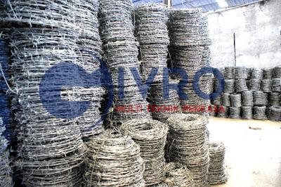 Produksi Kawat Duri