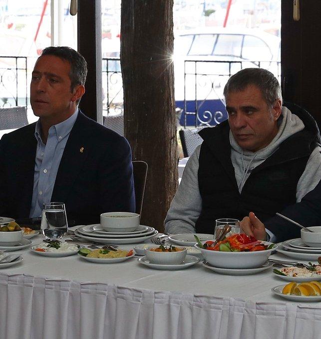 Fenerbahçe Takımında Önemli Buluşma