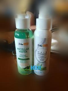 PrimeSkin Micellar Water pembersih make up
