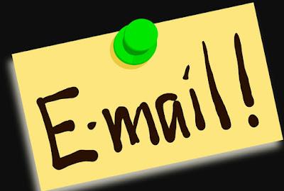 email untuk blog