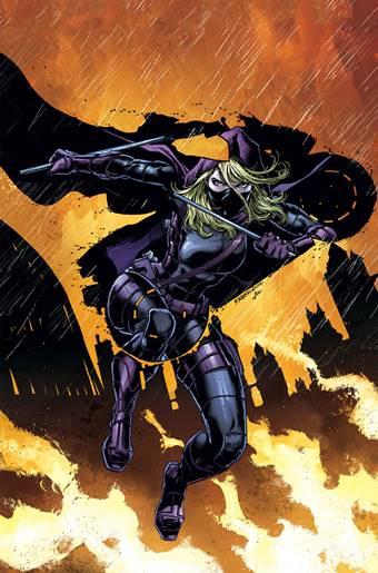 Spoiler es miembro de la Bat-Familia