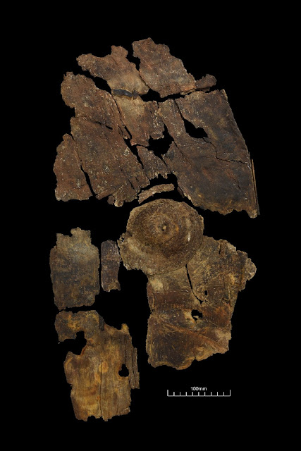 Unique Iron Age shield found by Leicester archaeologists