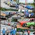 Classic Toyota Corolla annual rally 2019