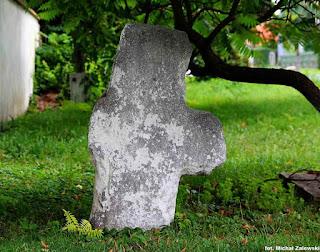Krzyż kamienny, pojednania, Bogunów gm. Żórawina