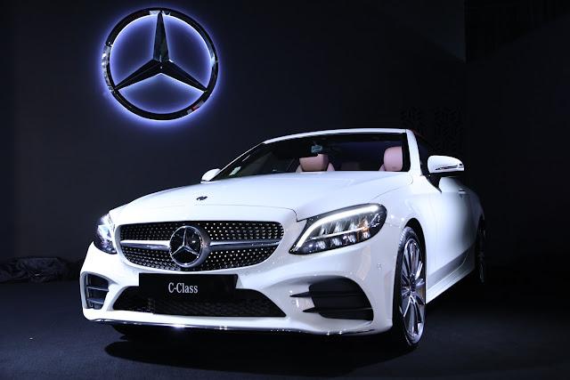 Harga Mercedes-Benz C-Class Cabriolet