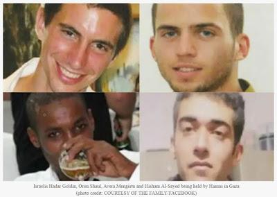 Four Israelis Held