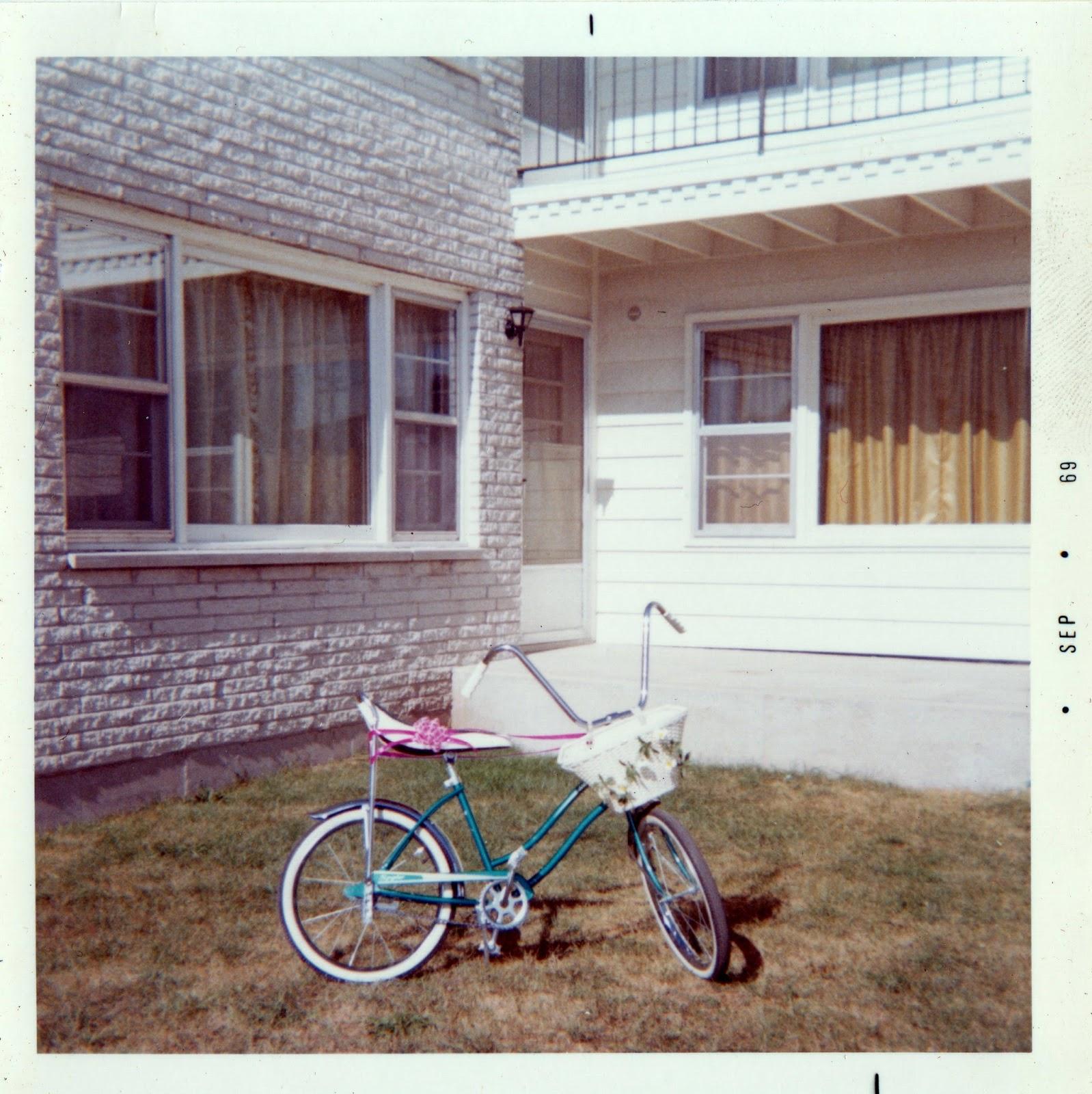 59aa9993133 1975 Schwinn Continental Restoration Project: My Sister Lori's First ...