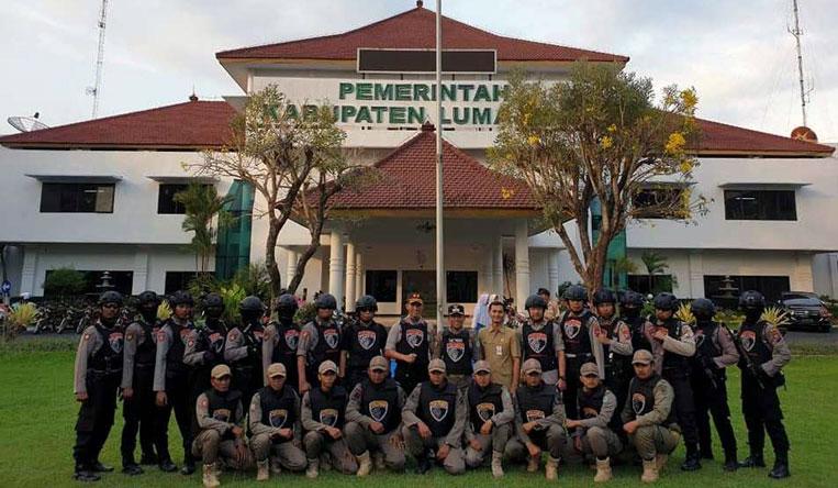 Satpol PP menjadi bagian Tim Cobra