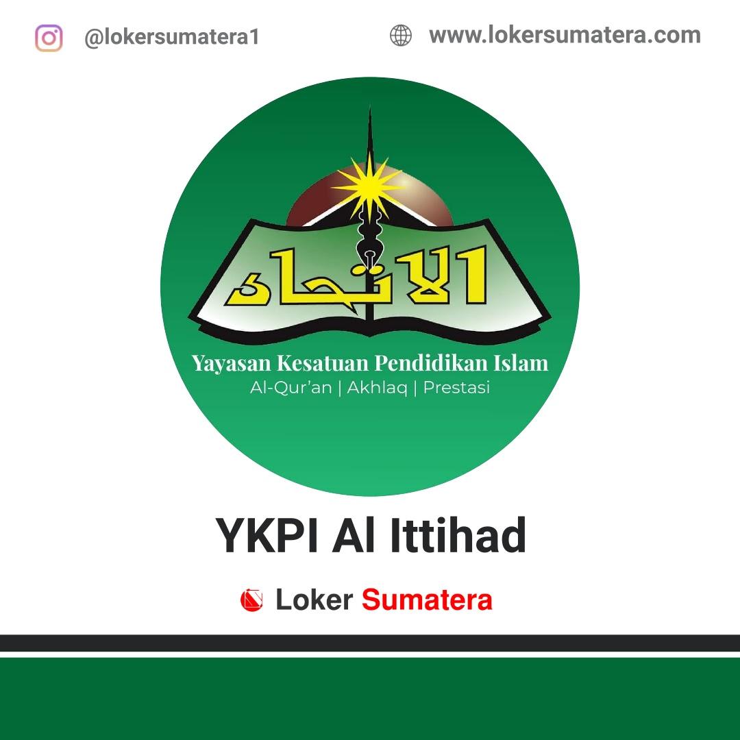 Lowongan Kerja Pekanbaru: YKPI Al Ittihad November 2020