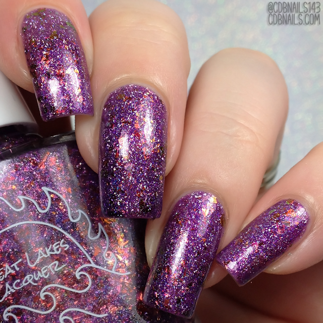 Great Lakes Lacquer-Monsters Are Scared