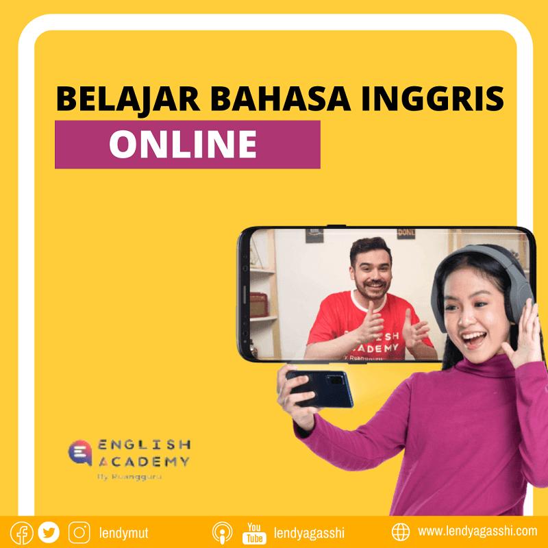 Belajar Bahasa Inggris Online Terbaik di English Academy