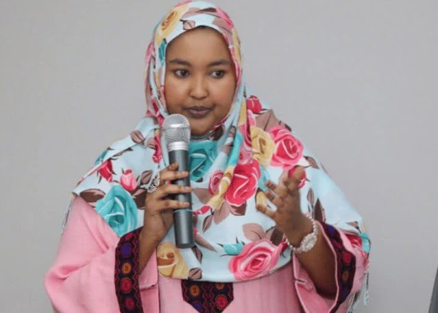 Wajir Woman Representative Fatuma Gedi  photo