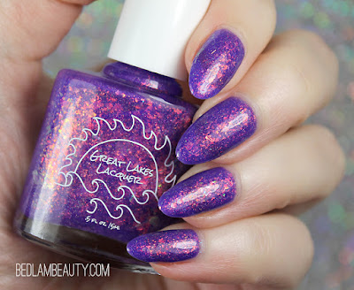 Great Lakes Lacquer These Violent Delights Have Violent Ends | Westworld Collection