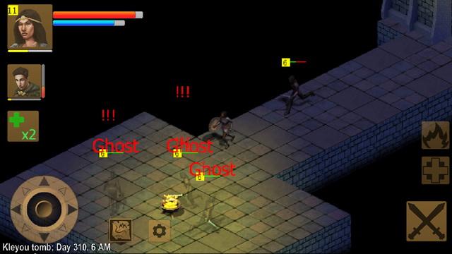 أفضل لعبة تقمص الأدوار RPG للأندرويد