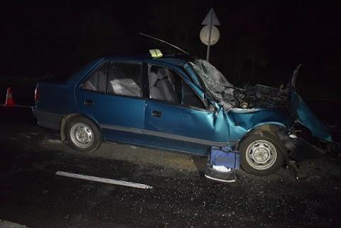 Halálos baleset történt a 44-es számú főúton Békéscsaba és Kétsoprony között