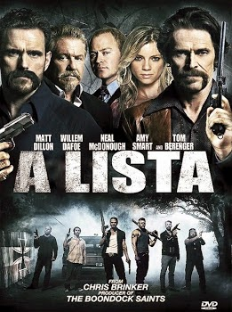 Capa do Filme A Lista (2014) Torrent Dublado