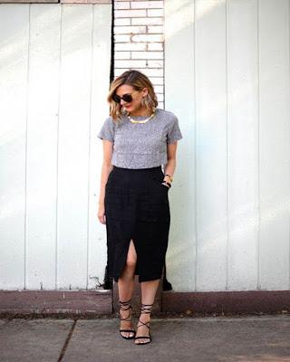 outfit de verano minimalista