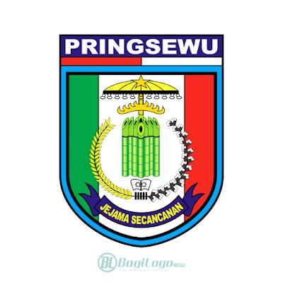 Kabupaten Pringsewu Logo Vector