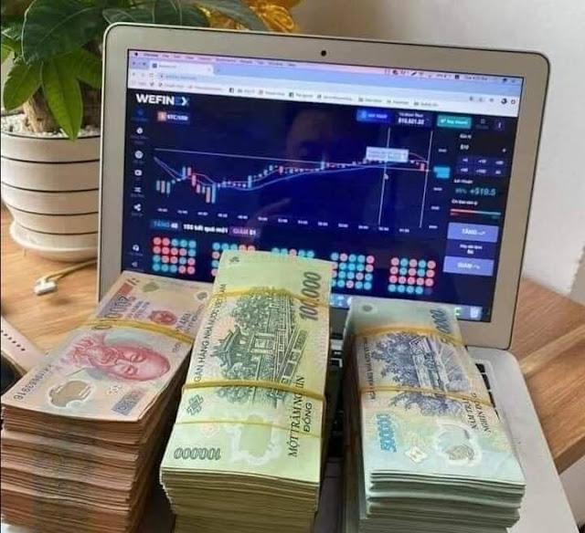 Hết sức cân nhắc khi đầu tư tiền ảo