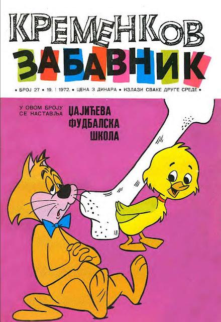 Kremenkov Zabavnik 27 - Kremenko