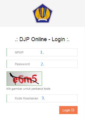 Cara Mengisi SPT Tahunan Formulir 1721-A1 Lewat DJP Online