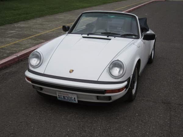 1987 Porsche 911 Carrera Cabriolet Buy Classic Volks