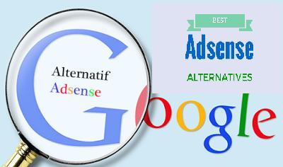 12 Alternatif Google Adsense Terbaik Aman Dan Cukup Menggiurkan