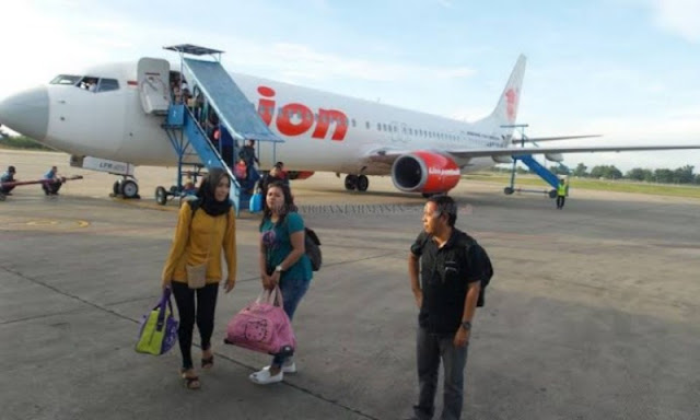 Lion Air Bermasalah Lagi, Penumpang Diturunkan Dua Kali