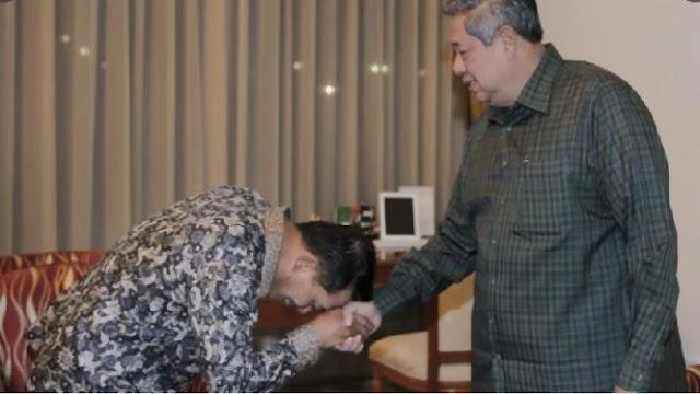 SBY Ungkap Akal-akalan Moeldoko Agar Dianggap Sah Jadi Ketum Demokrat