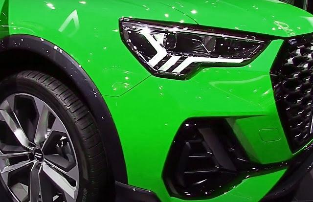 2020 Audi RS Q3 Sportback headlight-grills-air-intake