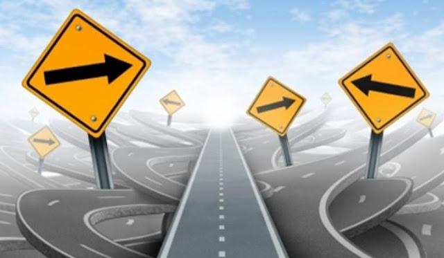 Tanpa prinsip dan strategi anda menemui kegagalan