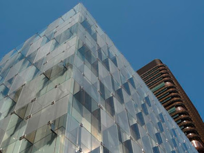 Fabric Laminated Glass NYC
