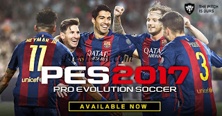 Pes 17 for pc