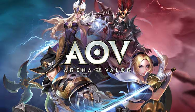 game populer garena aov