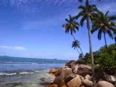 Pantai Teluk Sikulo