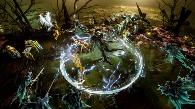 Warhammer Storm Ground PC Full Español