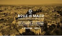Logo ''Vinci Bolle di Malto 2018'': scatta e vinci gratis birre, soggiorno, cena e coupon