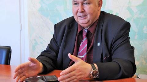 Lazók Zoltán Oroszlány polgármestere