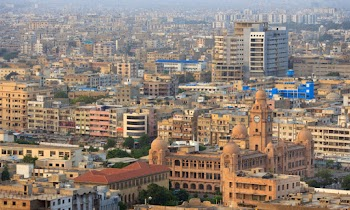 Karachi is running out of water