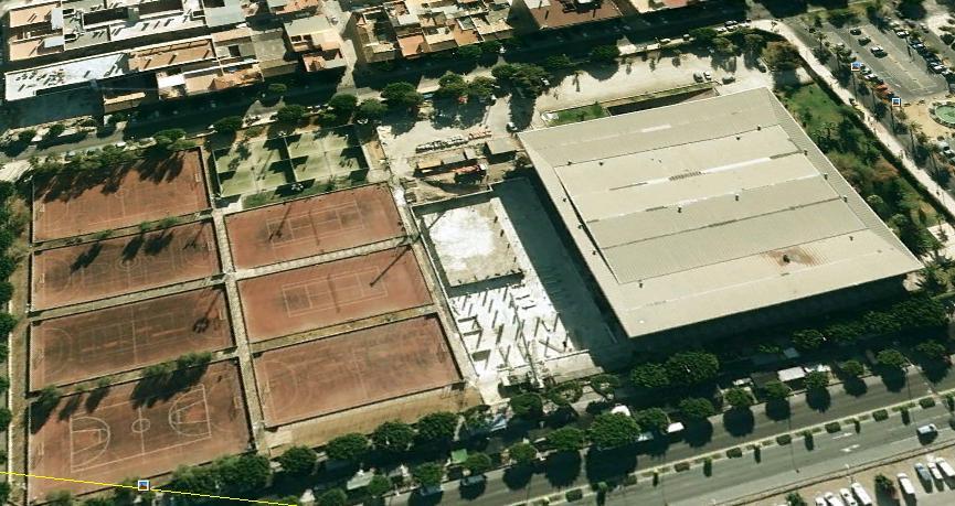 Educaci n f sica en el ceip sim n bol var estudio estadios for Ceip ciudad jardin