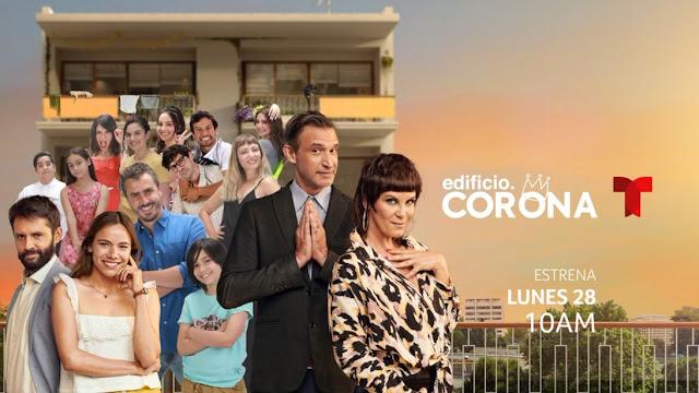 Nueva teleserie chilena Puerto Rico