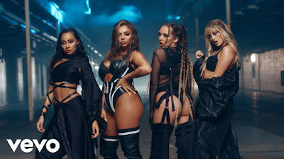 """Little Mix Have Unleashed A Wildly Spectacular New Musique Video """"Sweet Melody"""" Off Their Upcoming 6th Studio Record, Confetti!"""