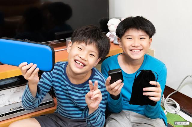 【開箱】Switch 主機底座再次進化,電玩酒吧 GAME'NIR DOCK CHARGER 3 - 媽媽的心情很複雜,男孩們的願望很簡單