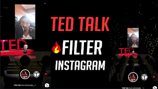 Ted talk filter instagram : Cara Dapatkan Filter Ted Talk Instagram dan Tikok