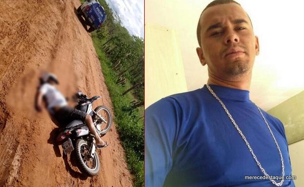 Homem é assassinado a tiros na Zona Rural de Brejo da Madre de Deus